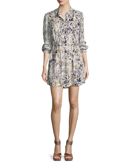 The Double Down Snap-Button Layering Dress