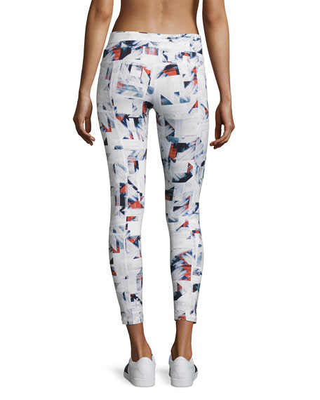 Hayworth 7/8 Tights Leggings, Multi-Print