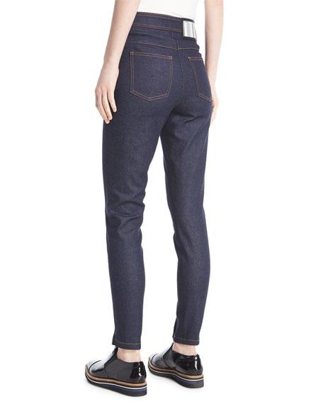 High-Waist Legging Jeans