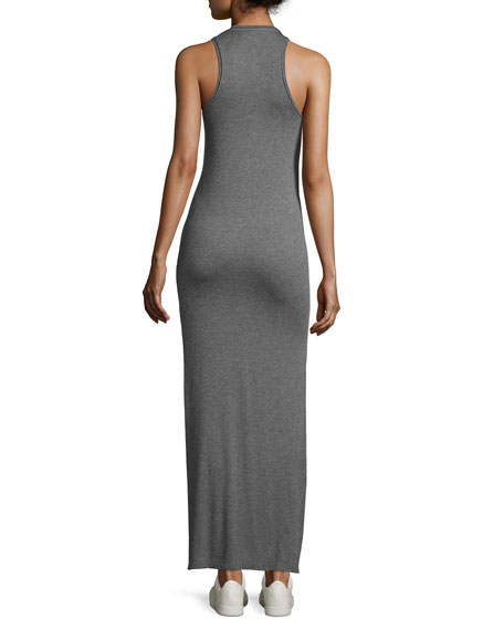 eee257ddf75 Theory Sameetha Plume Jersey Tank Dress