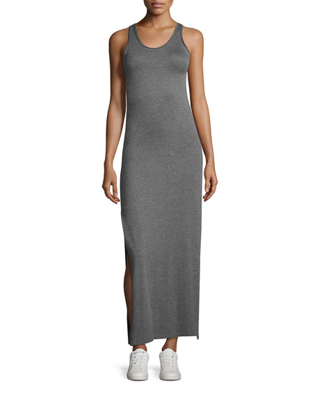 Sameetha Plume Jersey Tank Dress