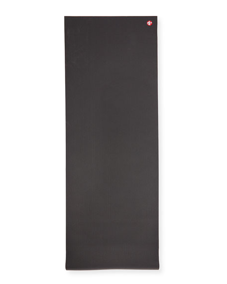 "The PRO® 71"" Gleam Yoga Mat, Black"