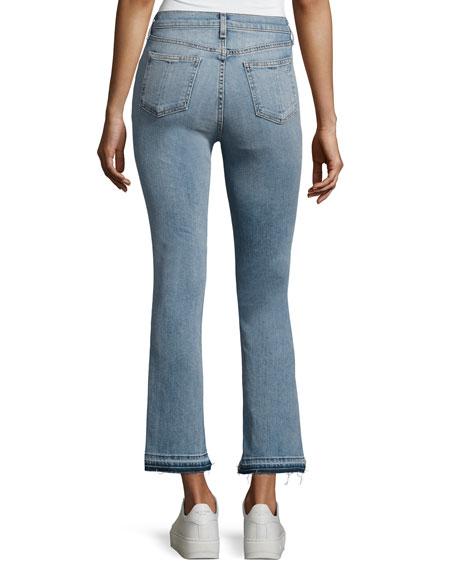 10-inch Stove Pipe Denim Jeans