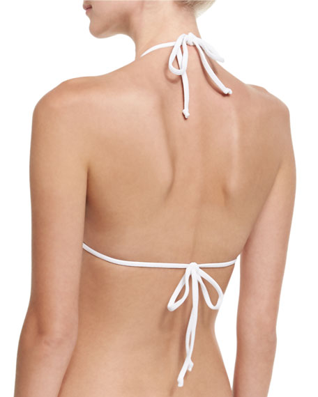 Broadway Honolulu Halter Swim Top