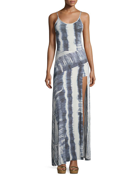 Haute Hippie The Jersey Slayer Jumpsuit, Multiprint