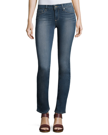 PAIGE Easton Skyline Skinny Jeans, Indigo