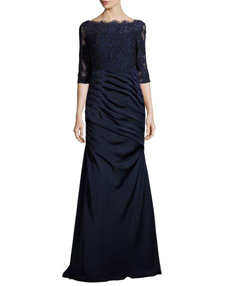 La Femme Jersey Dress