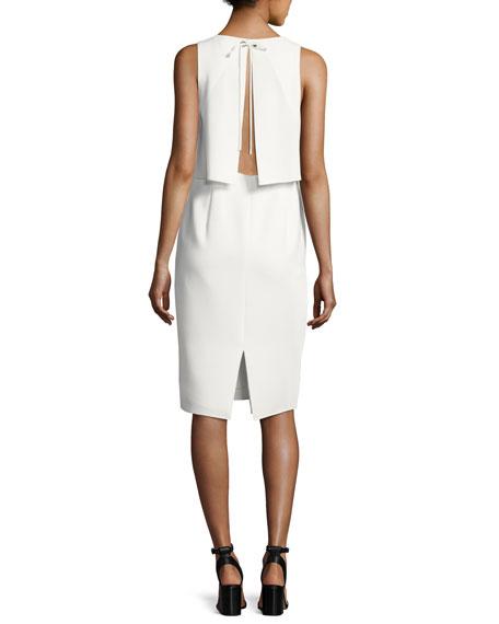 Eliza Side-Slit Tank Dress