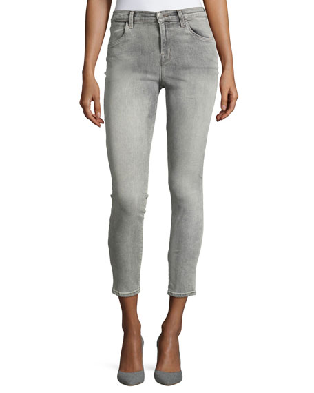 Alana High-Rise Cropped Skinny Jeans