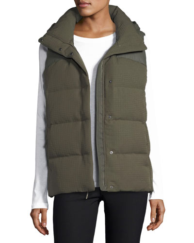 Novelty Nupste Quilted Down Vest