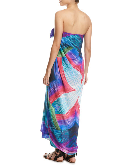 Festival Pareo Swimsuit Coverup, One Size