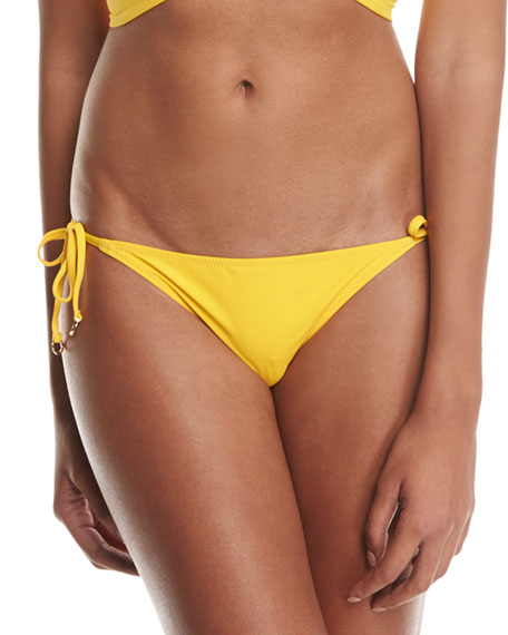 Timeless Basics Tie-Side Swim Bottom