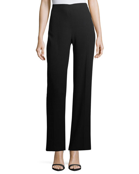 Odette High-Rise Wide-Leg Pants
