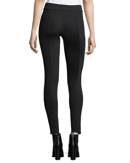 Ponte Full-Length Leggings