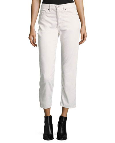 Union Slouch Corduroy Pants  Neutral Pattern