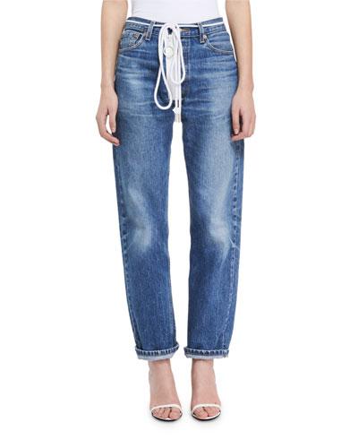 Baggy Denim Jeans