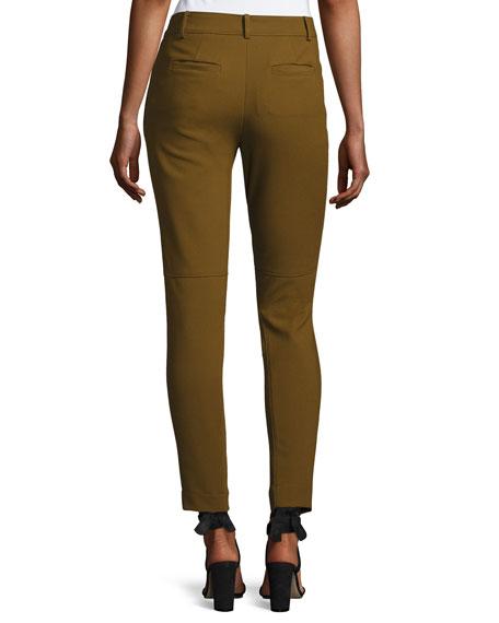 Anson Crepe Pants w/ Insert