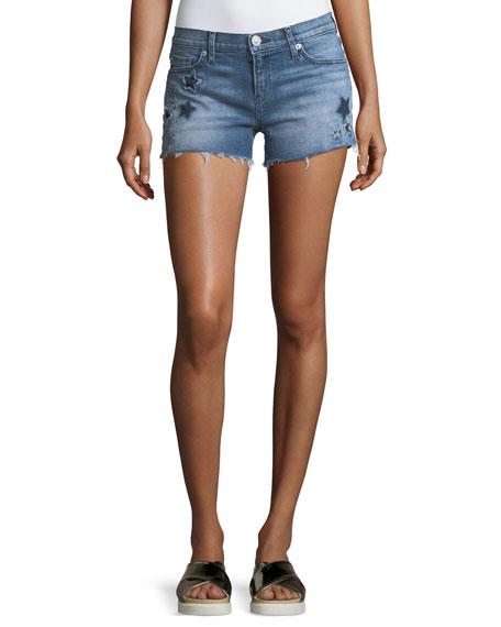 Hudson Kali Cutoff Denim Shorts