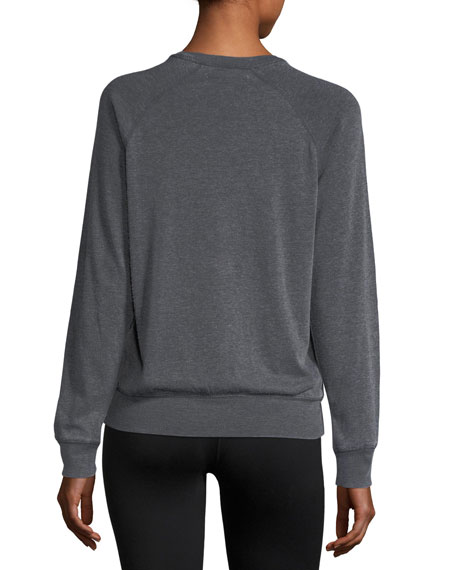 Namaste Summer Boyfriend Sweatshirt