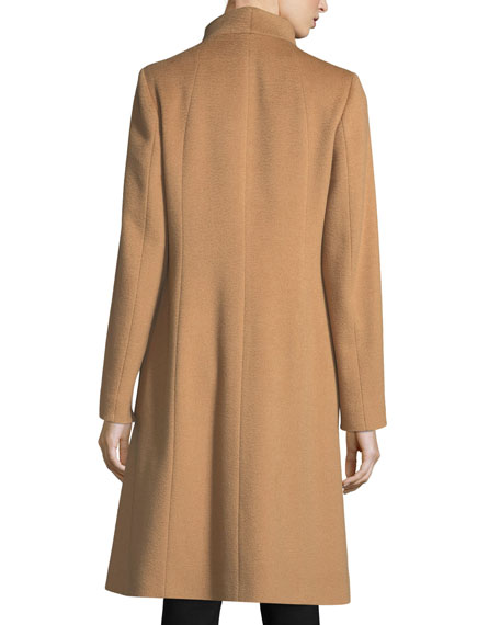Baby Camel Hair Coat