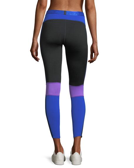 Energy Colorblocked Performance Leggings