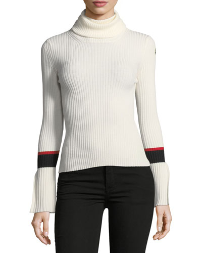 Knitted Turtleneck Jumper Sweater