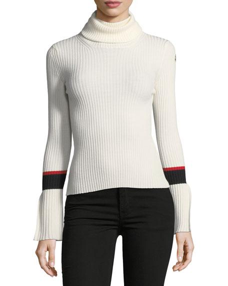 Knitted Turtleneck Jumper Sweater