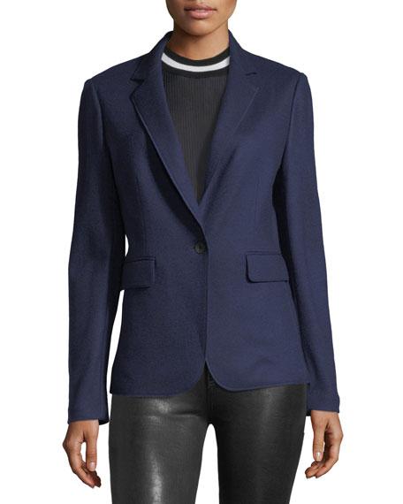 Wool Club Jacket