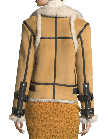 Windsor Pilots Shearling Jacket
