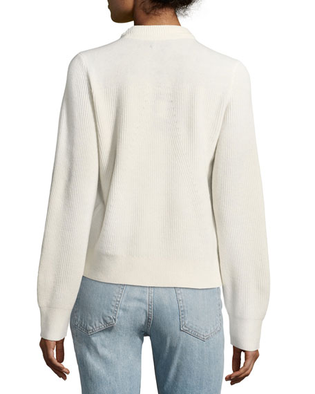 Ace Crewneck Cashmere Sweater