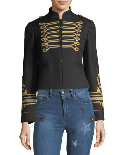 Marching Band Embroidered Jacket