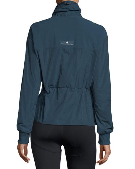 Essential Zip-Front Track Performance Jacket