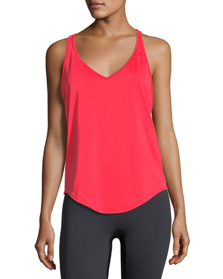 Flashy Racerback Performance Tank Top