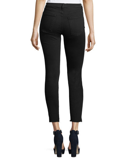 The Stiletto Skinny Ankle Jeans
