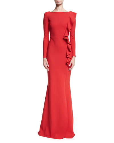 Womens Contemporary Evening Gowns At Bergdorf Goodman
