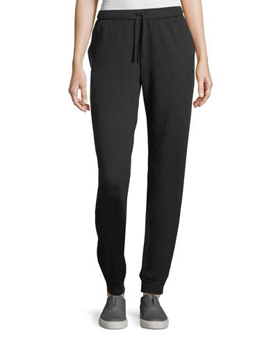 Cotton/Cashmere Jogger Pants