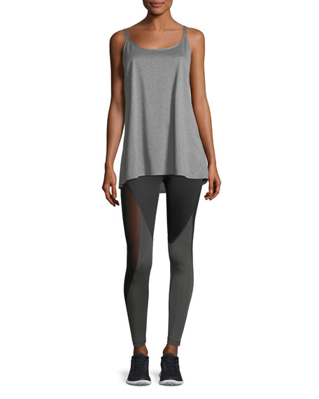 Serenity Colorblock Full-Length Leggings