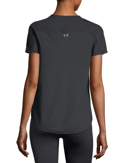 Breathe Short-Sleeve Performance Top