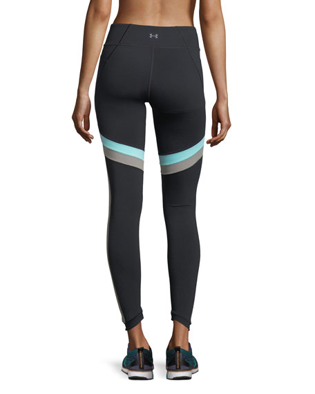 Misty BreatheLux Crop Performance Leggings