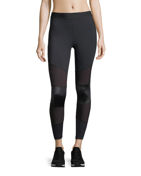 Harley Full-Length Moto Performance Tights