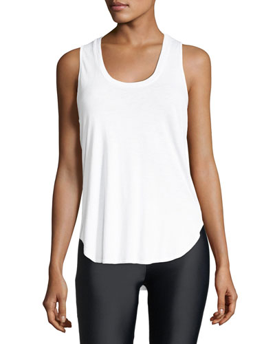 Twist-Back Performance Tank