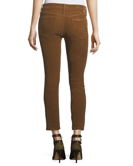 Looker Crop Corduroy Jeans