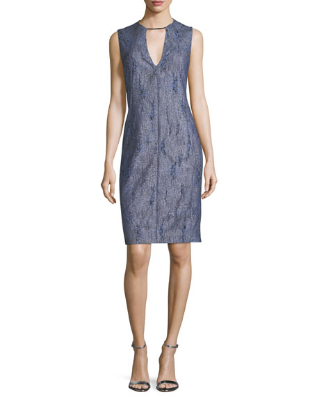 Pacey V-Neck Sleeveless Dress
