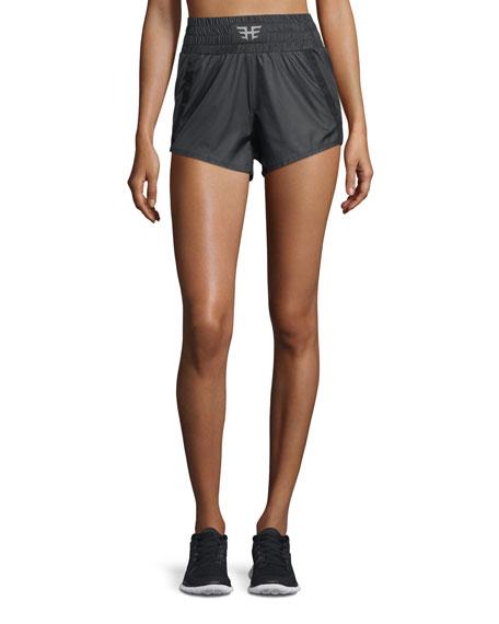 High-Rise Performance Sport Shorts