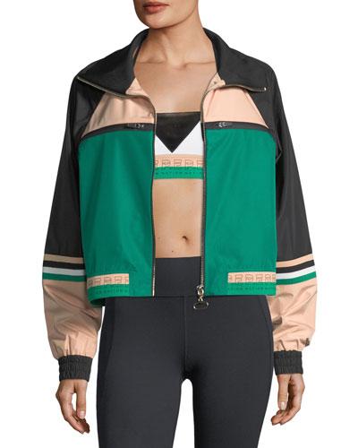 Major League Zip-Front Performance Jacket