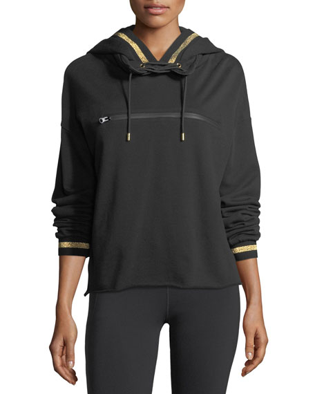 Blind Pass Cotton Athletic Hoodie