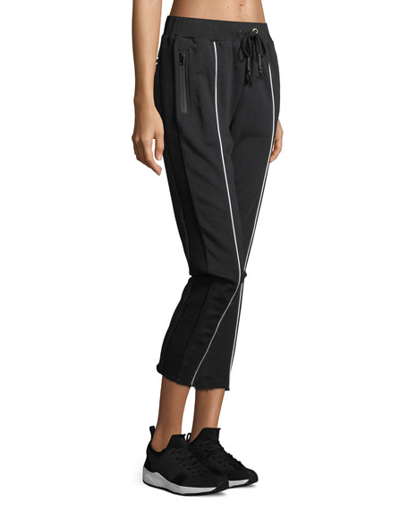 Deuce Cropped Track Pants