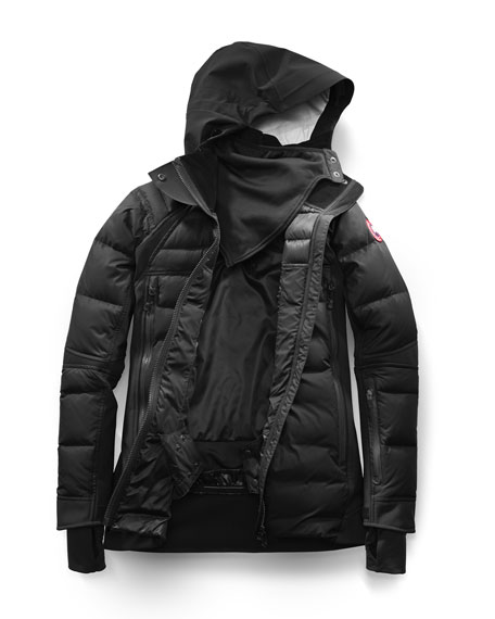 Hybridge Sutton Parka Jacket
