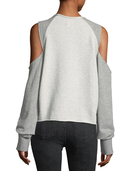 Standard Issue Slash Pullover Sweatshirt