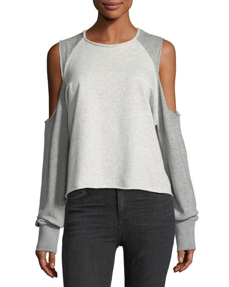 Standard Issue Slash Pullover Sweatshirt
